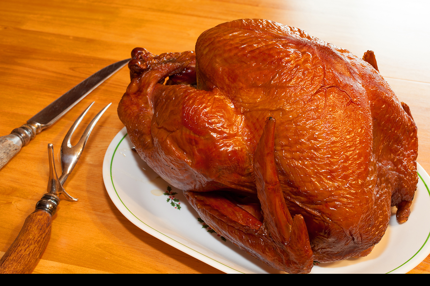 Smokehouse Turkey